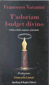 t'adoriam budget divino