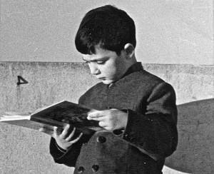 Francesco a sei anni