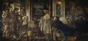 Anselm Feuerbach, Das Gastmahl nach Platon
