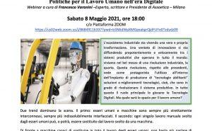 LAVORO Umano Velletri 2030 08.05.2021